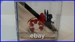 2007 LEGO STAR WARS CELEBRATION IV DARTH VADER EXCLUSIVE Promo/Sample RARE