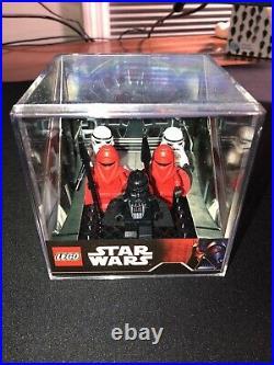 2007 Lego Star Wars Celebration IV Darth Vader Exclusive #420/500