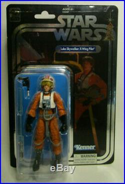 2016 Star Wars Vintage Coll Luke Skywalker X-Wing Celebration Exc. Figure MOC 6