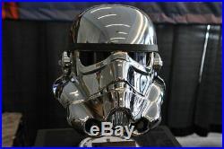 2017 EFX Star Wars Stormtrooper Helm 11 LE Star Wars Celebration Exclusive