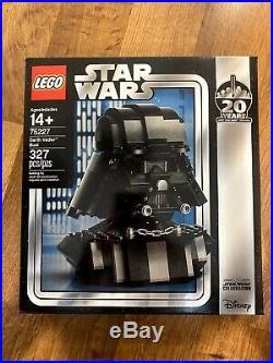 2019 Lego Star Wars Celebration Target Exclusive Darth Vader Bust #75227