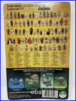 77 Back Emperor's Royal Guard ROTJ Kenner Vintage Star Wars 1983