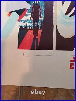 Ahsoka Tano Danny Haas Star Wars Celebration 2020 LE 250 Piece Signed Lithograph