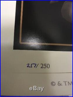Ahsoka Tano Pieces of The Past 217/250 SW Celebration Europe 2016 Signed RARE