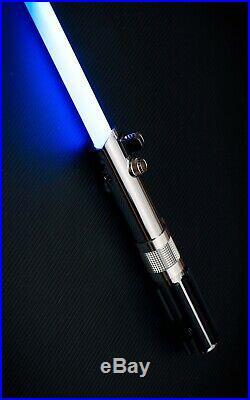 Anakin EP3 Lightsaber Proffie2.2 Soundboard Smooth Swing 16 Color Led + SD Card