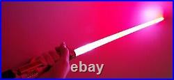 Anakin lightsaber Ep3 ProffieBoard V2.2 smoothswing neopixel 89Sabers Skinnyflex