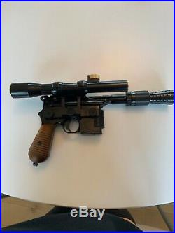 Aw Custom Limited Edition Custom Mauser Broom Handle With Scope Airsoft