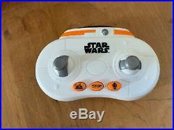 BB-8 Droide, Sphero Star-Wars-Roboter in Filmgrösse, inkl Fernbedienung SELTEN