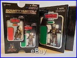 BOUNTY HUNTERS 4-LOM & ZUCKUSS Star Wars Vintage Collection Celebration V SEALED
