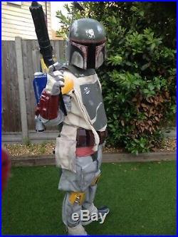 Boba Fett complete costume