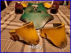 Boba fett mandalorian style armour costume cosplay