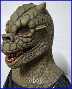 Bossk Set, latex mask, TRANDOSHAN, latex Rubber Mask