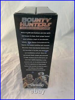 Bounty Hunters Celebration V Exclusive Star Wars Vintage Collection