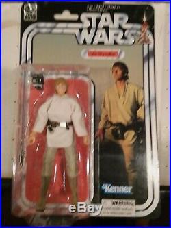 Celebration Luke Star Wars Black Series set Han Leia R2-d2 40th anniversary