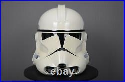 Clone Trooper Helmet 11 Star Wars cosplay, white, legion