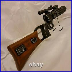 Custom Star Wars Boba Fett E33 Mandalorian Carbine Painted Blaster Prop