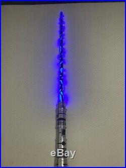 DARKSABER Star Wars Galaxy's Edge Savi's Workshop Blade Custom Made BLADE ONLY