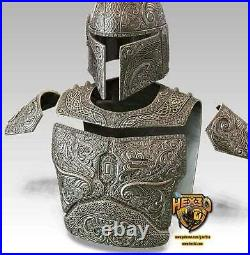 Deluxe Cosplay Armor and Helmet RAW Star Wars Cosplay