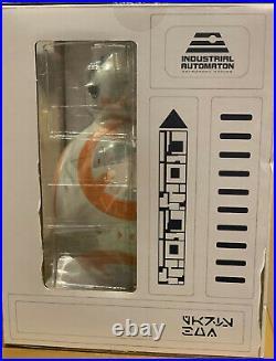 Disney BB-8 Interactive Remote Control Droid Depot Star Wars Galaxys Edge New