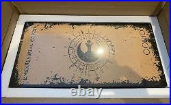 Disney SKYWALKER LEGACY LIGHTSABER SET Luke Leia STAR WARS Galaxy's Edge SEALED