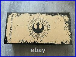 Disney Star Wars Day Galaxy Edge SkyWalker Leia Luke Lightsaber Hilts #107/3000
