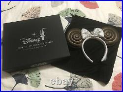 Disney Star Wars Princess Leia Her Universe Mickey ears headband