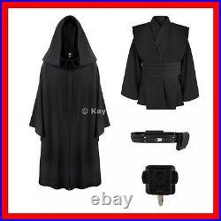 Disneyland Galaxys Edge Jedi Sith Costume Cosplay Star Wars Combo Set Tunic Robe