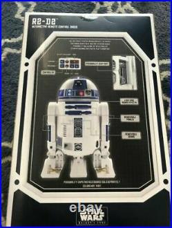 Disneyland Star Wars Galaxy's Edge Droid Depot R2-D2 Interactive Remote Control