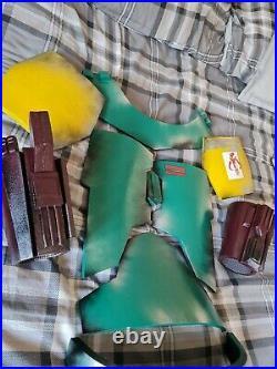 Flash sale Boba fett mandalorian style armour costume cosplay