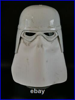Full Size Snowtrooper helmet V2 Weathered star wars 501st stormtrooper armour