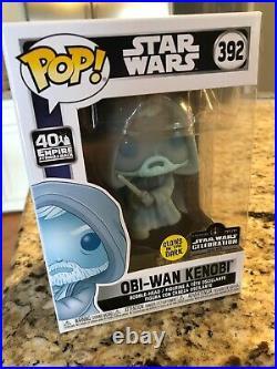 Funko Obi-Wan Kenobi #392 Star Wars Celebration 2020 exclusive IN HAND