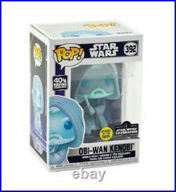 Funko Obi-Wan Kenobi #392 Star Wars Celebration LE ORDER CONFIRMED