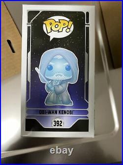 Funko Obi-Wan Kenobi -Star Wars Celebration Exclusive (Glow In The Dark) IN HAND