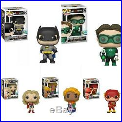 Funko Pop Big Bang Theory SDCC 2019 Shared Sticker Exclusives