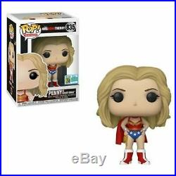 Funko Pop Big Bang Theory SDCC 2019 Shared Sticker Exclusives Preorder