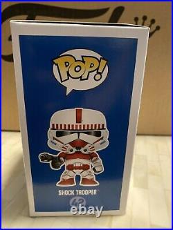 Funko Pop SHOCK TROOPER #42 Star Wars 2015 Galactic Convention