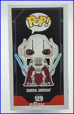 Funko Pop! Star Wars #129 General Grievous (Walgreens 2016 Exclusive)