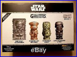 Geeki Tiki Star Wars Millenium Falcon Celebration 19 Rise Of Skywalker Last Jedi