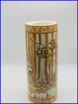 Geeki Tikis Star Wars SET of 5 Collector Ceramic Mug's. Limited Edition of 1500