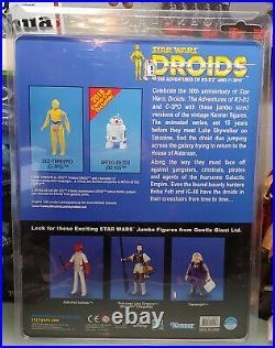 Gentle Giant Star Wars Jumbo Vintage Droids Cartoon See-threepio C-3po Figure