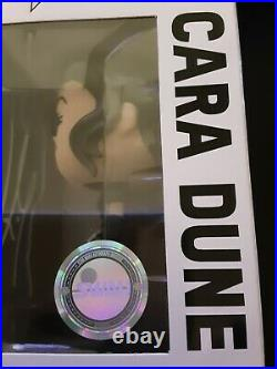 Gina Carano Signed Autograph Funko Pop Cara Dune Star Wars Mandalorian 403 SWAU