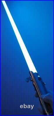 Graflex custom aluminum lightsaber ProffieBoard V2.2 smooth-swing neopixel blade