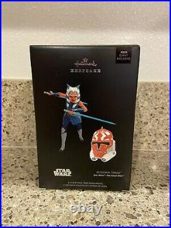 Hallmark Star Wars Celebration 2020 Exclusive Ahsoka Tano Clone Wars Ornament