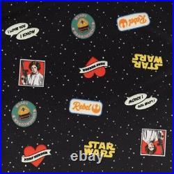Harveys Star Wars Rebel Princess Leia Lola Satchel Bag Seatbelt Purse