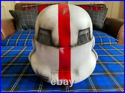 Hasbro Black Series Star Wars Incinerator Stormtrooper helmet