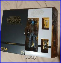 Hasbro Star Wars Black Series 6 Inch Figure Cad Bane & Todo 360 Set