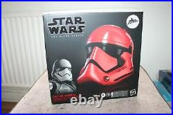 Hasbro Star Wars The Black Series Galaxys Edge Captain Cardinal Helmet NEW