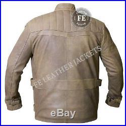 Herren Lederjacke CELEBRITY Designer Look John Boyega Finn Star Wars