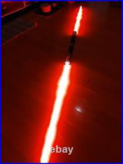 KR Sabers Flagship Lightsaber Single Neopixel+Proffie 2 Button NO BLADE