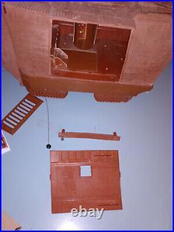 Kenner Jawa Sandcrawler 1977 WORKS GREAT Star Wars Radio Contol Coplete wBox